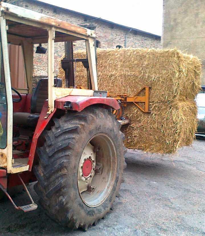 faire equipper un tracteur forestier